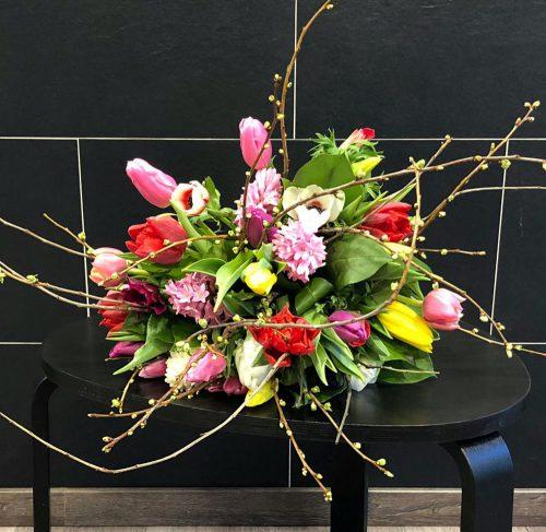 Blumenstrauß Tulpentraum