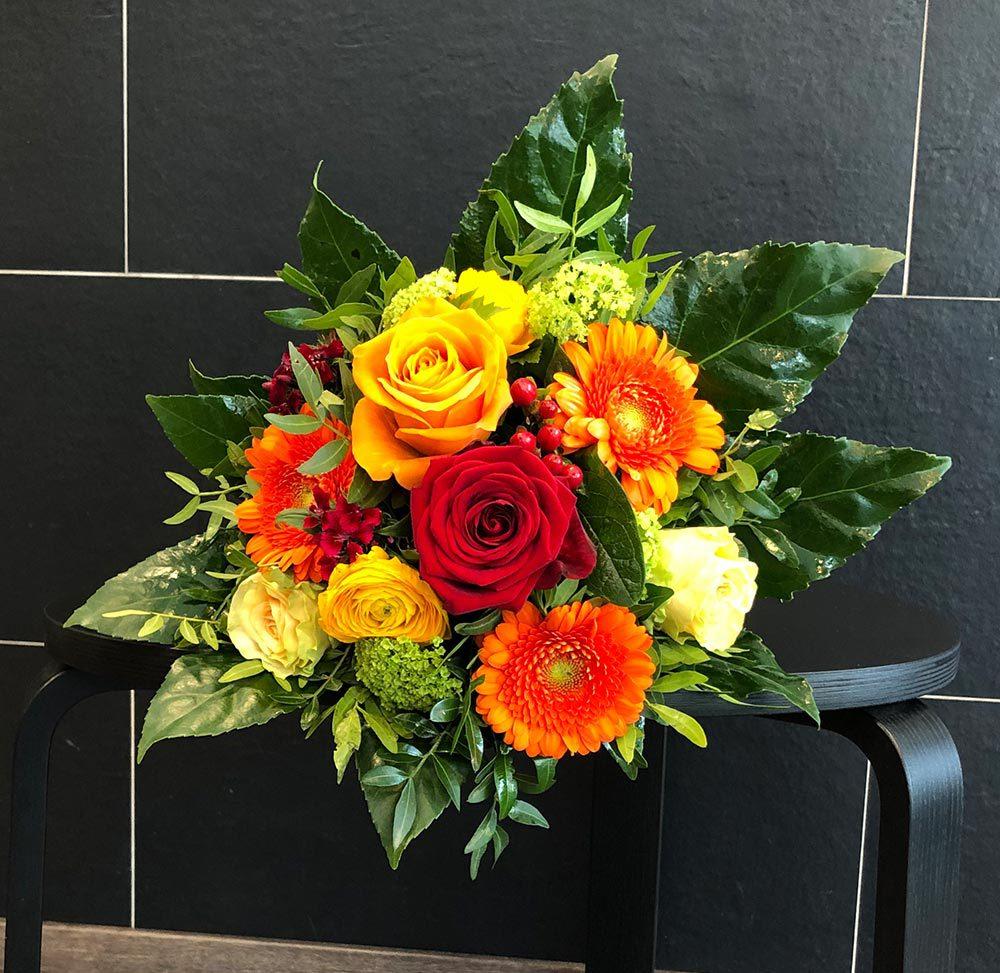 Mai-Blumenstrauß
