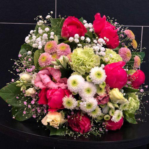 """Blumenstrauß """"rosa Pfingsten"""""""