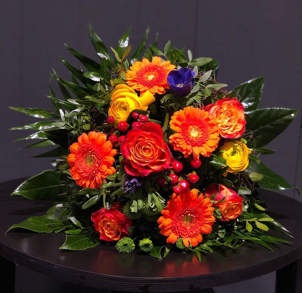 Blumenstrauß gut gemacht