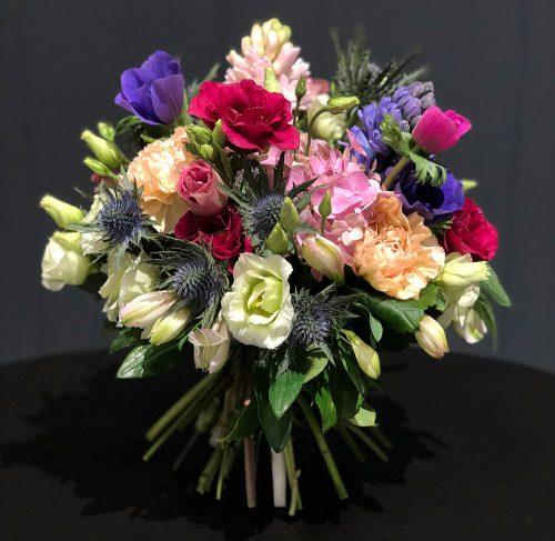 Biedermeier Blumenstrauß als Liebesbeweis