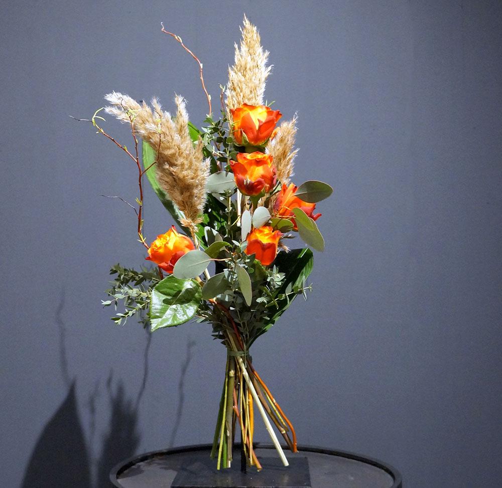 Der Rosenkavalier Rosen mit Palmgras