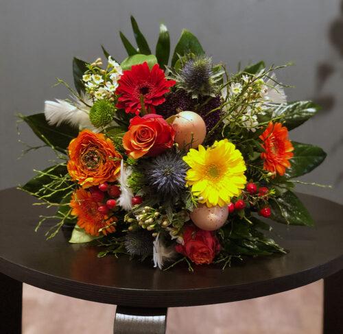 Blumenstrauß Osterüberraschung