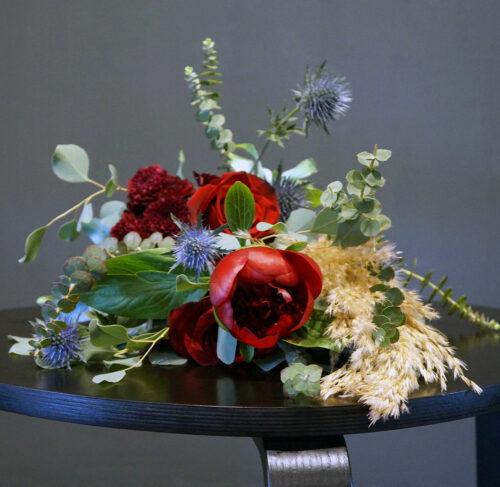 Blumenstrauß Herzschlag