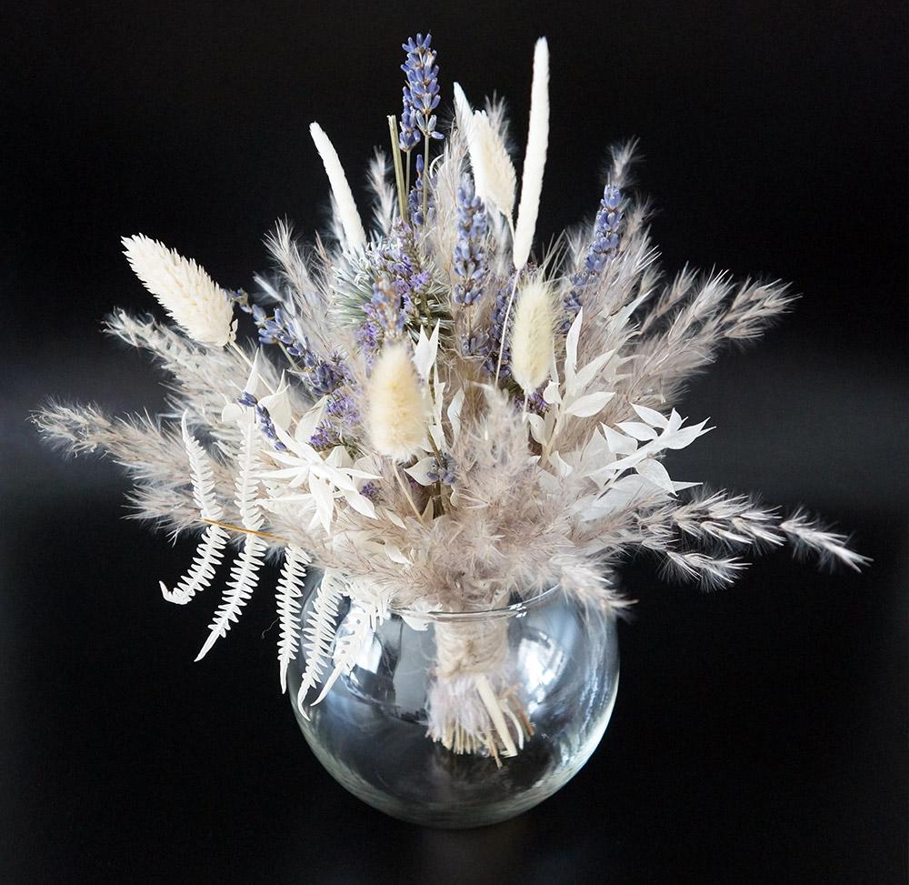 Preisgünstiger Trockenblumenstrauß online kaufen