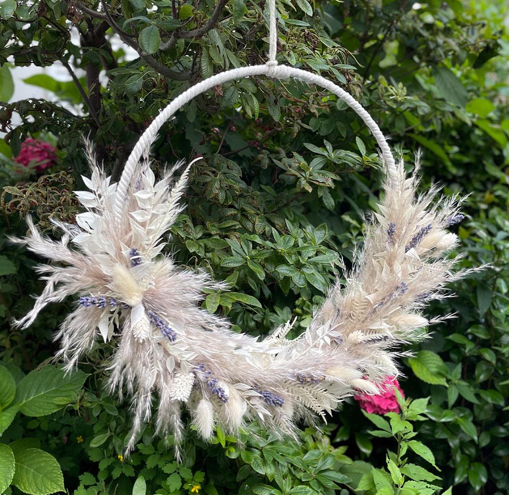 Trockenblumen Loop